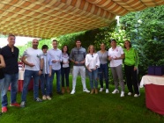 Azael Fernández conquista su tercera Liga de tenis consecutiva